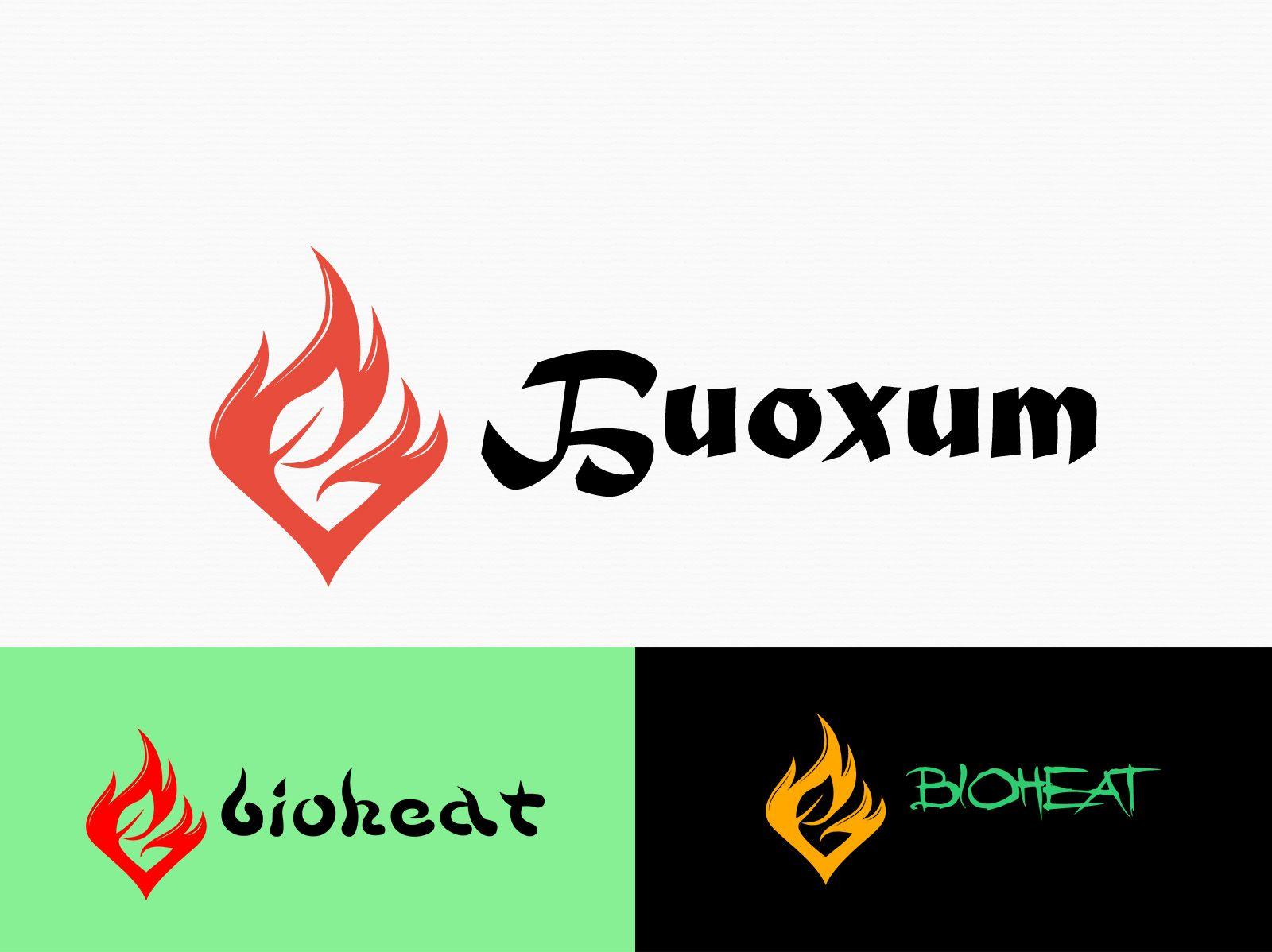 Логотип для мини-печек Биохит - дизайнер eestingnef