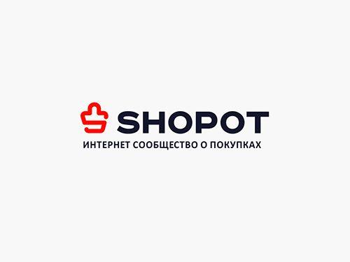 Логотип интернет-сообщества о покупках  - дизайнер Richardik
