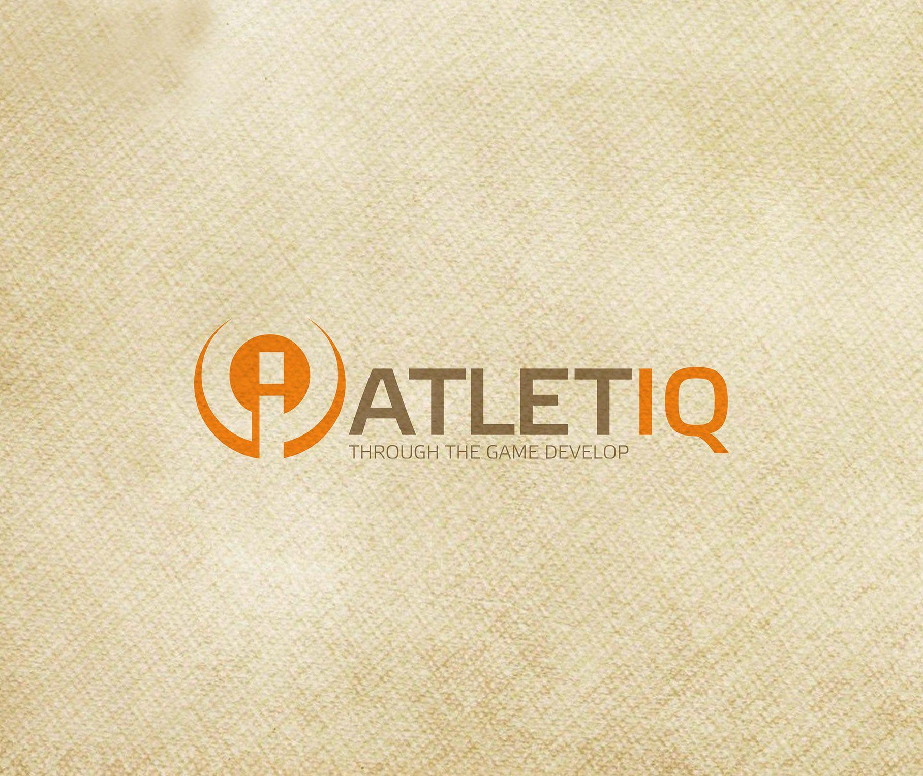 Логотип для спортивного сервиса Atletiq - дизайнер cloudlixo