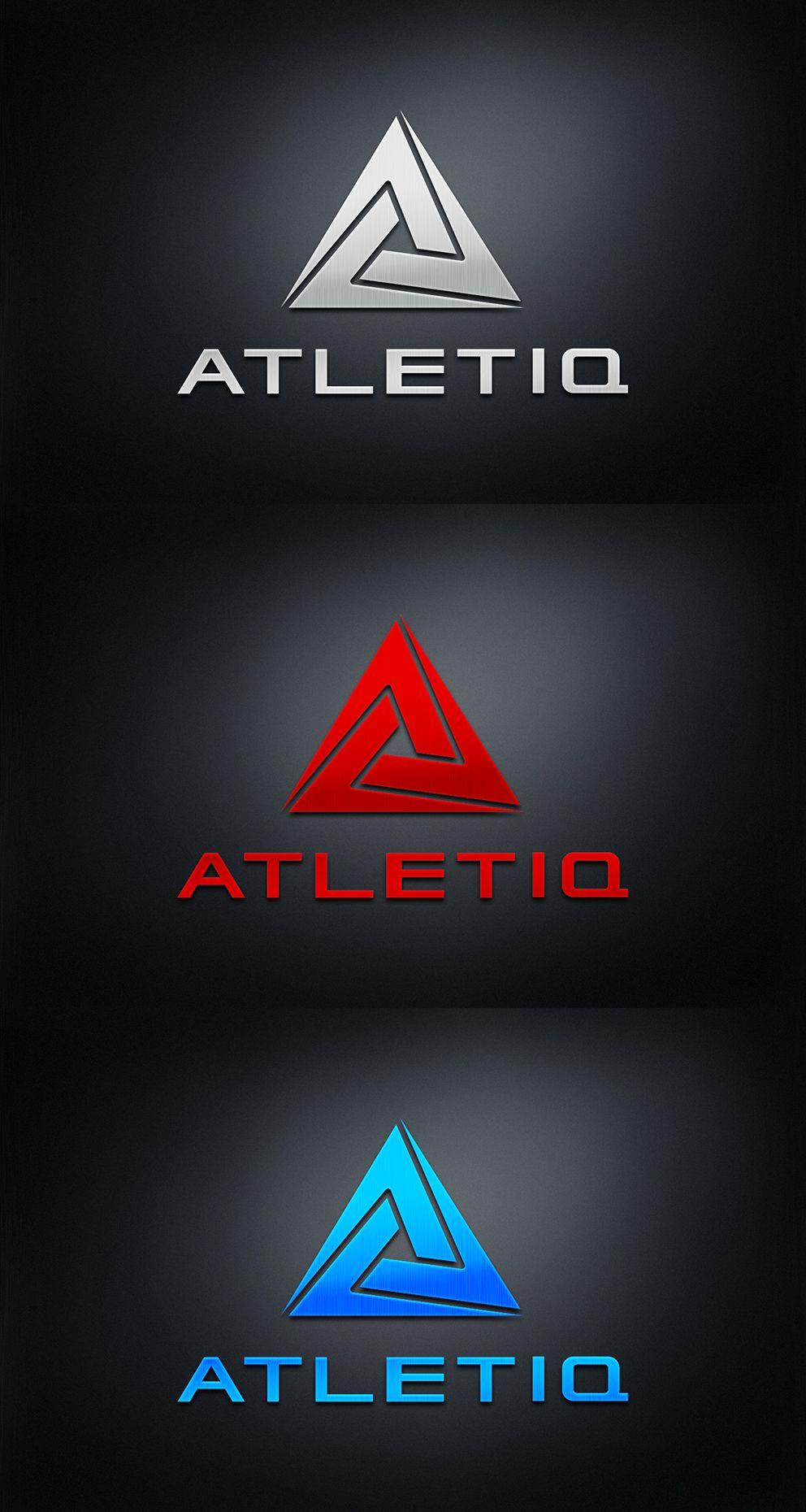 Логотип для спортивного сервиса Atletiq - дизайнер dima111