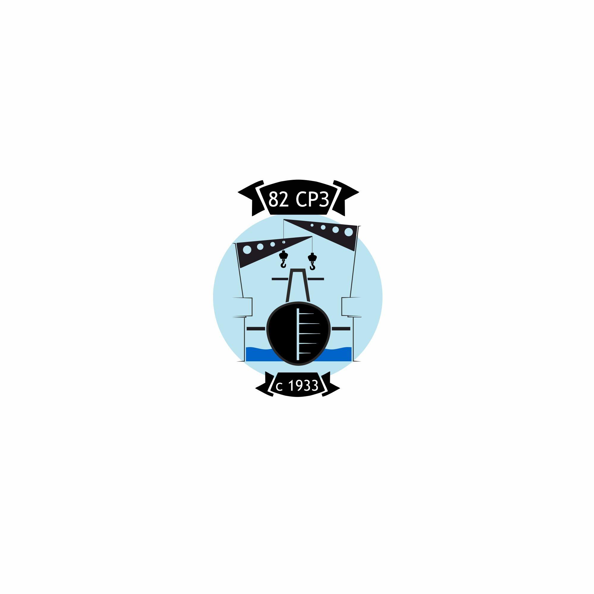 Логотип для судоремонтного завода - дизайнер LooseBaloon