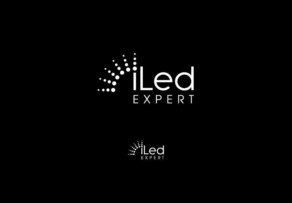 Логотип и фирменный стиль для iLed Expert - дизайнер mz777