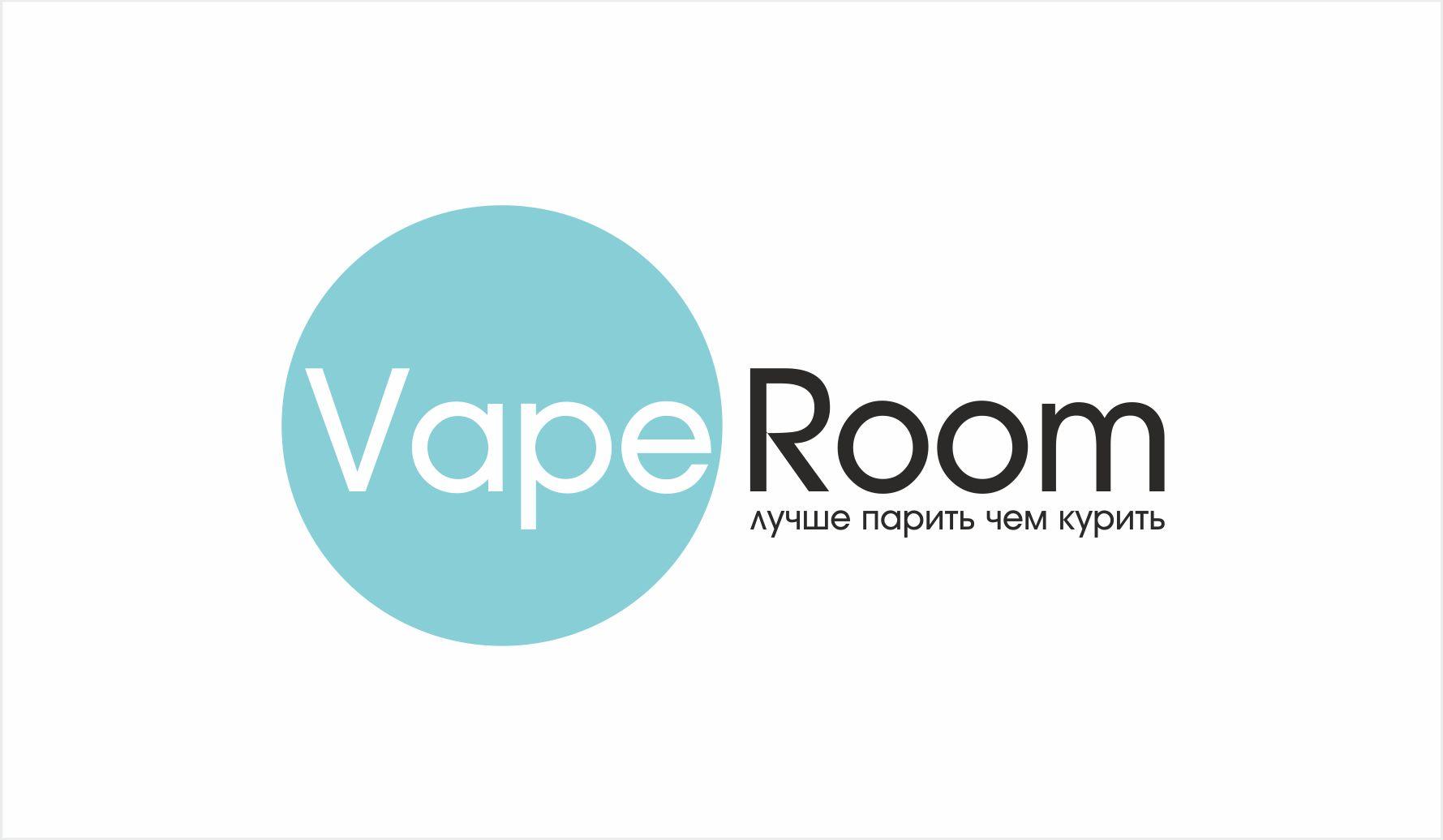 Логотип для сети магазинов VapeRoom  - дизайнер W91I