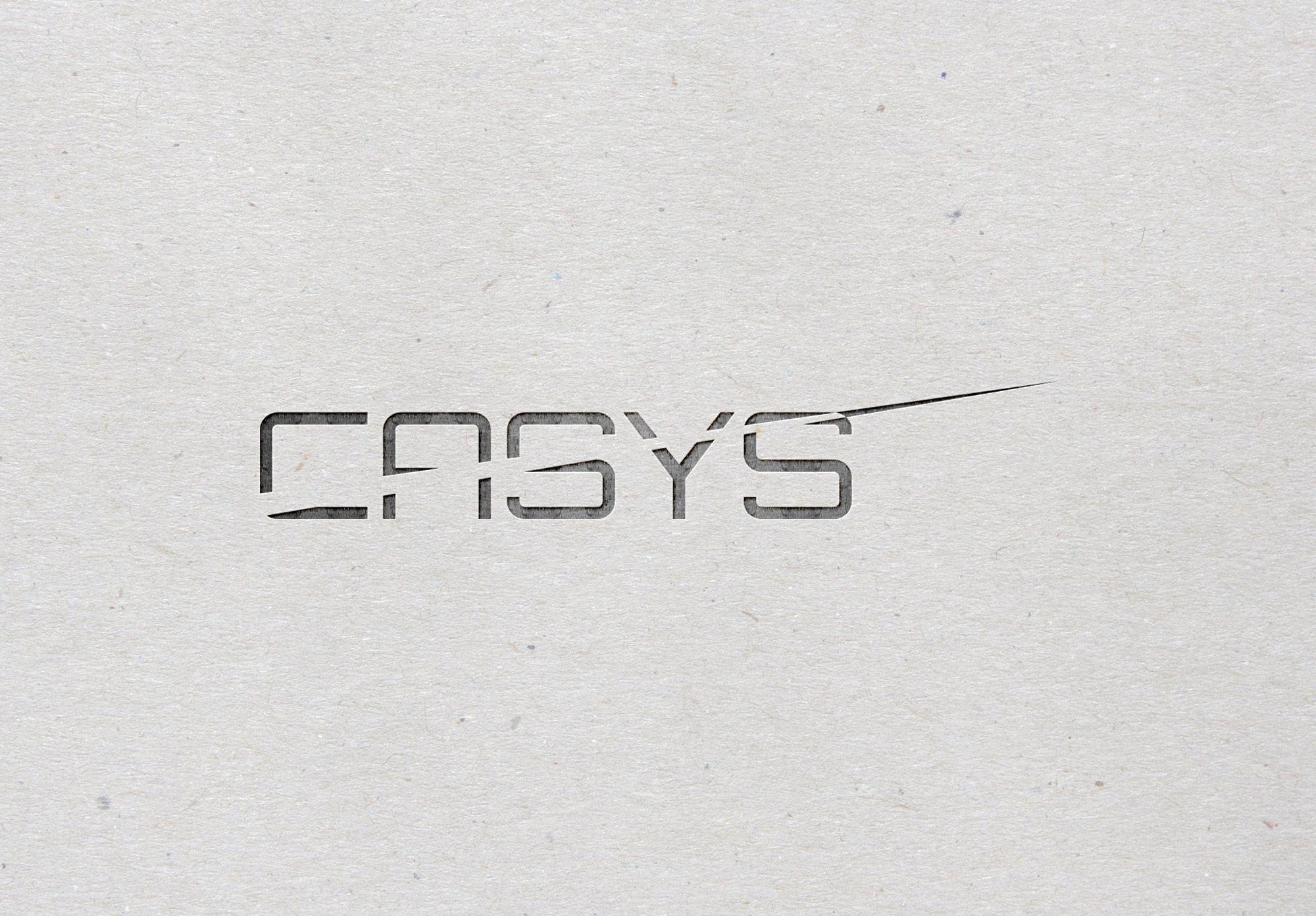 Логотип для системного интегратора CASYS - дизайнер Ninpo