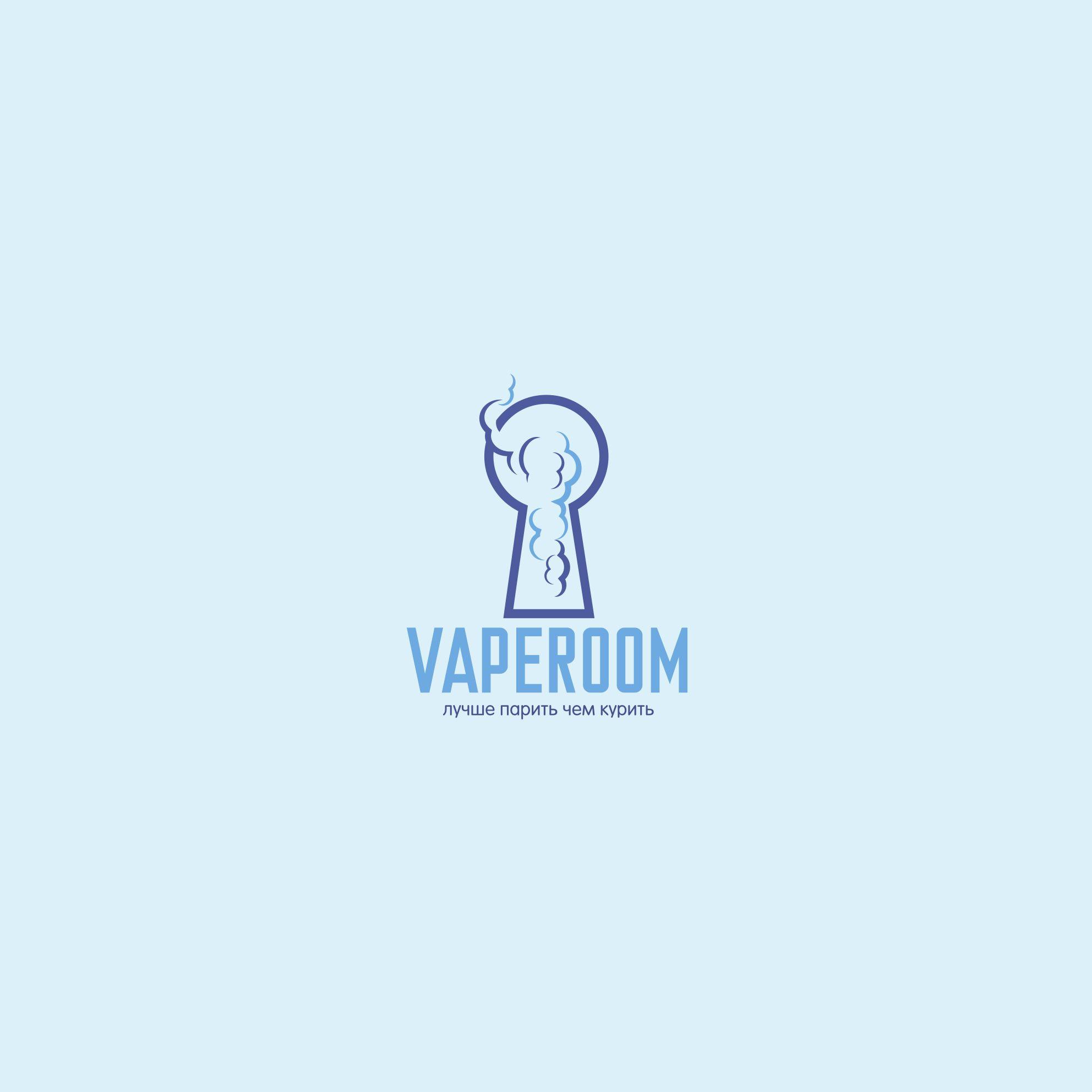 Логотип для сети магазинов VapeRoom  - дизайнер mkravchenko