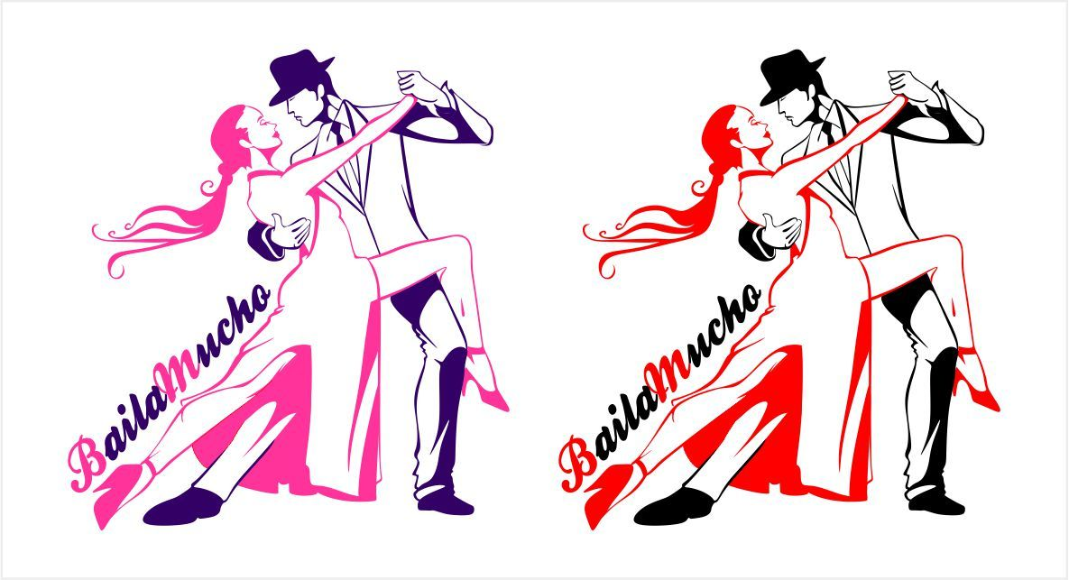 Логотип для школы танцев - дизайнер Luki
