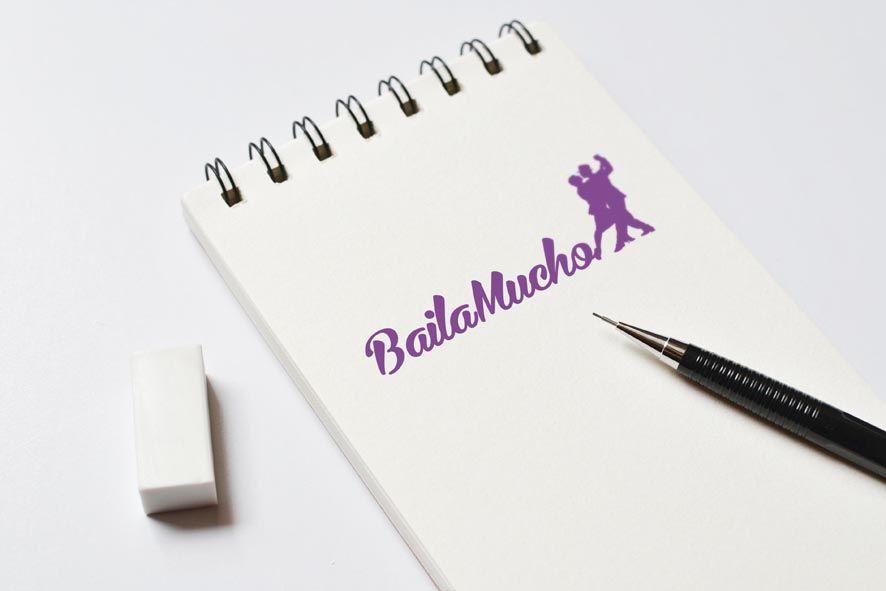 Логотип для школы танцев - дизайнер Pro-Olga