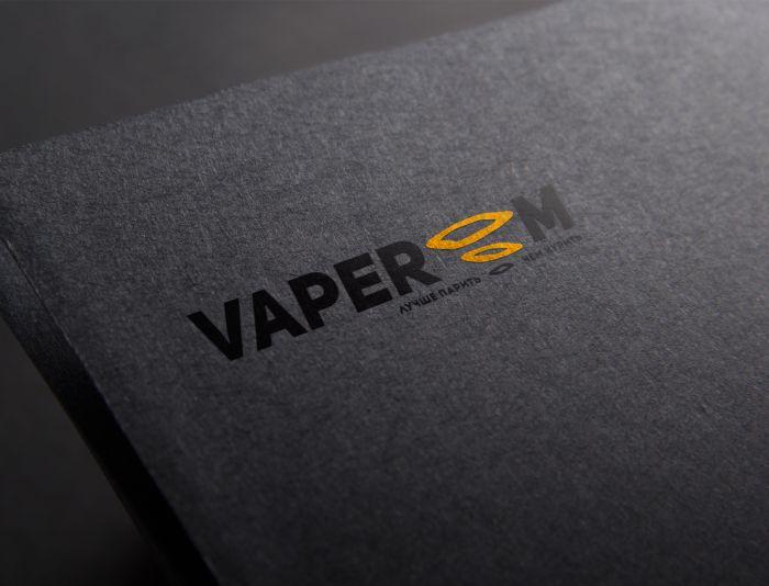Логотип для сети магазинов VapeRoom  - дизайнер prosto_serega