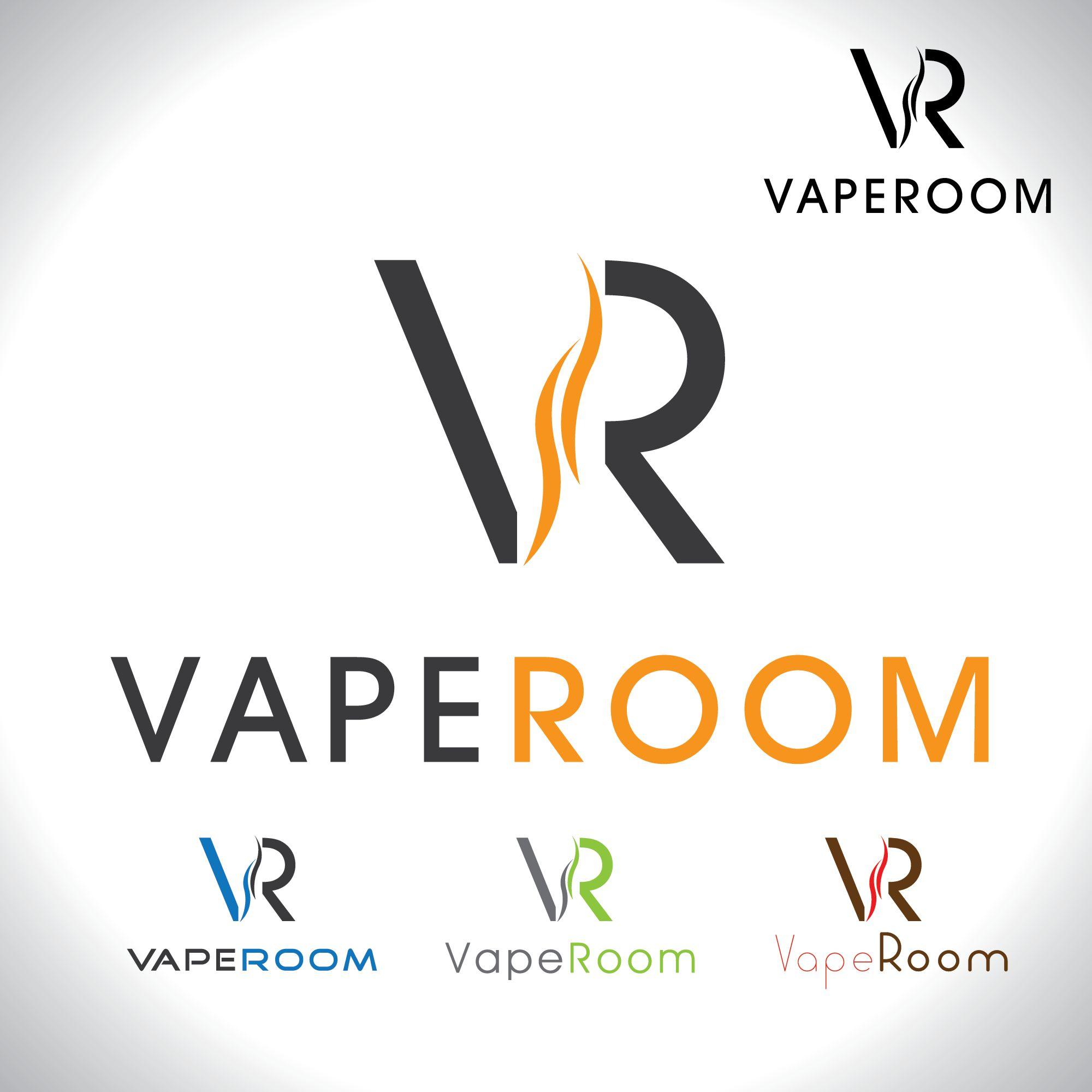 Логотип для сети магазинов VapeRoom  - дизайнер Gregorydesign
