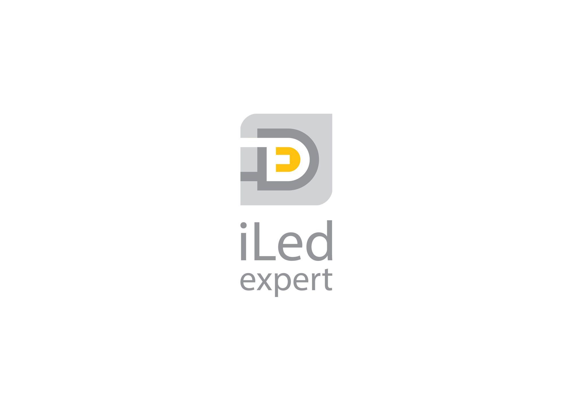 Логотип и фирменный стиль для iLed Expert - дизайнер keep10cow