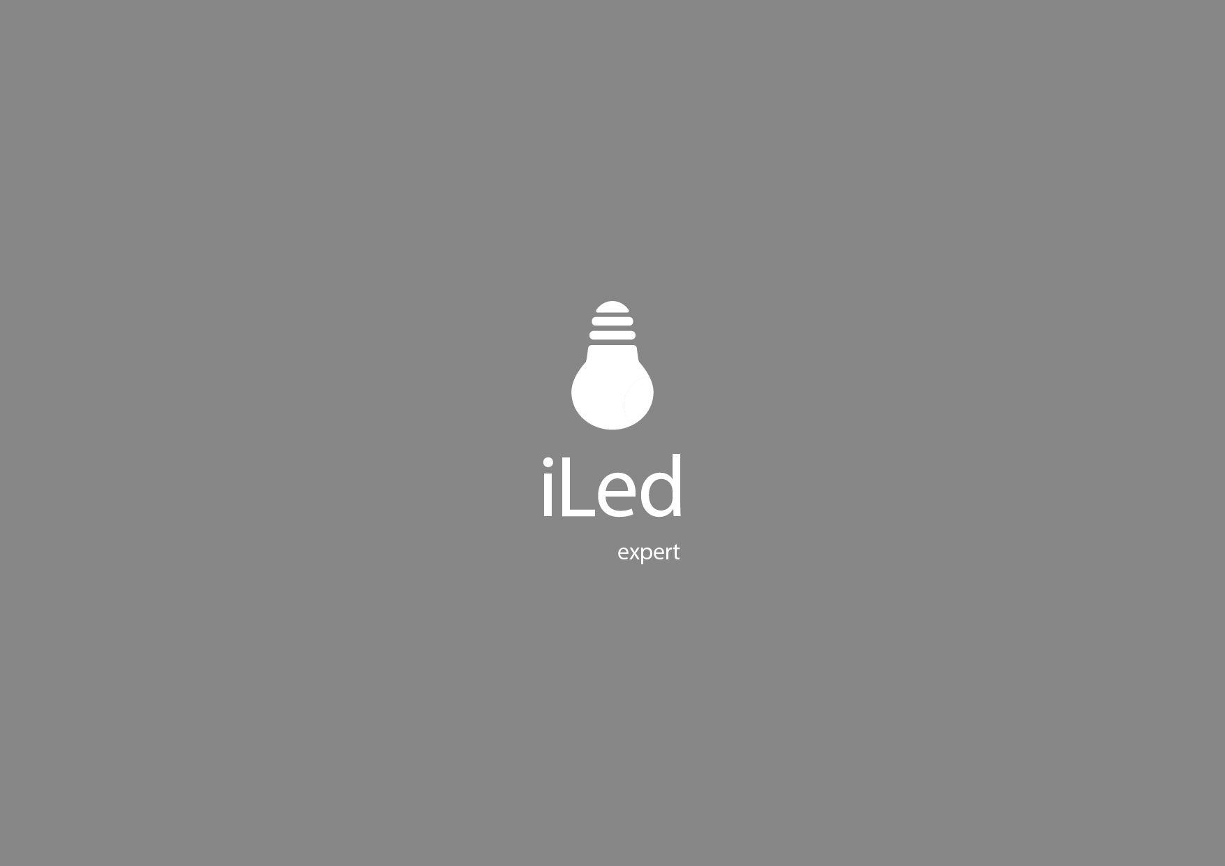 Логотип и фирменный стиль для iLed Expert - дизайнер LilyLilyLily