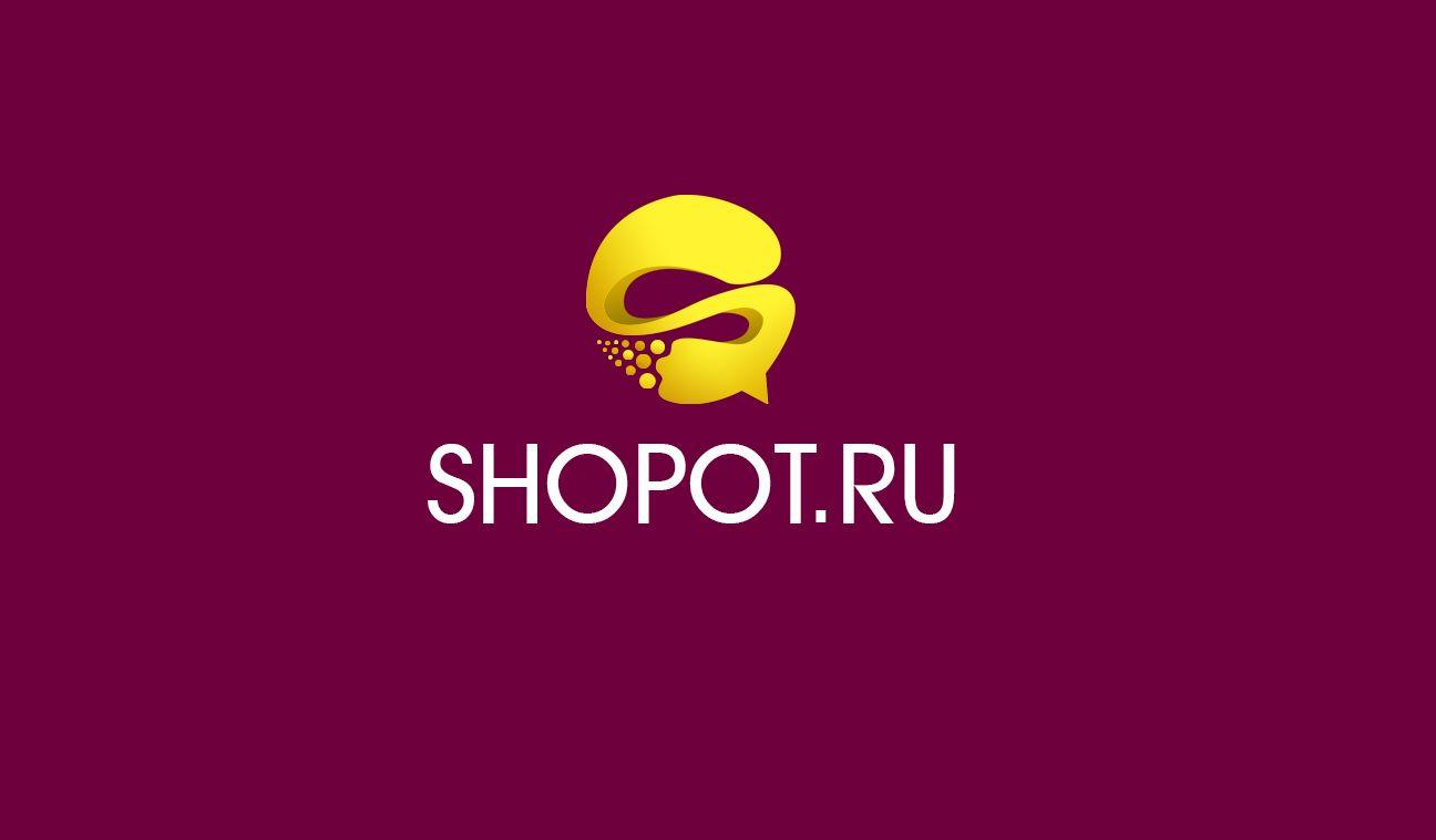 Логотип интернет-сообщества о покупках  - дизайнер sv_morar