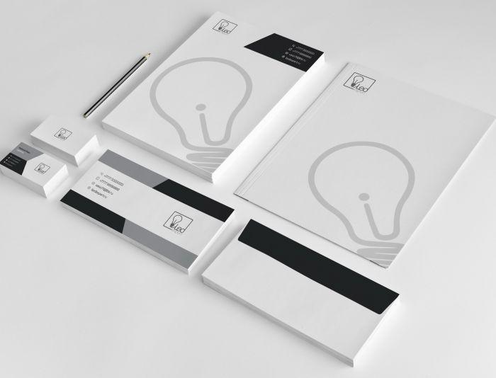 Логотип и фирменный стиль для iLed Expert - дизайнер Korish