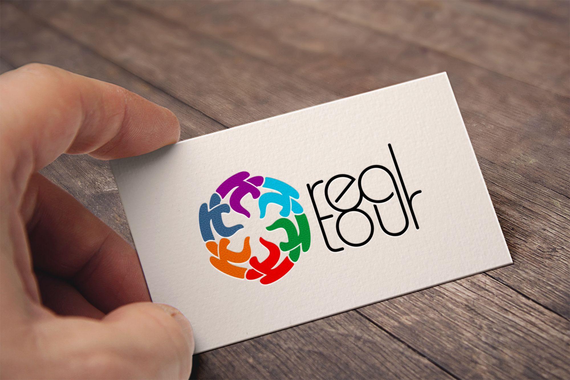 Лого и фирменный стиль для турагентства - дизайнер robert3d