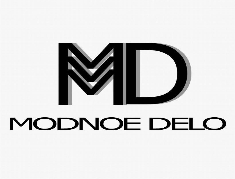 Лого для компании, развивающей бренды в сфере моды - дизайнер velikijslava