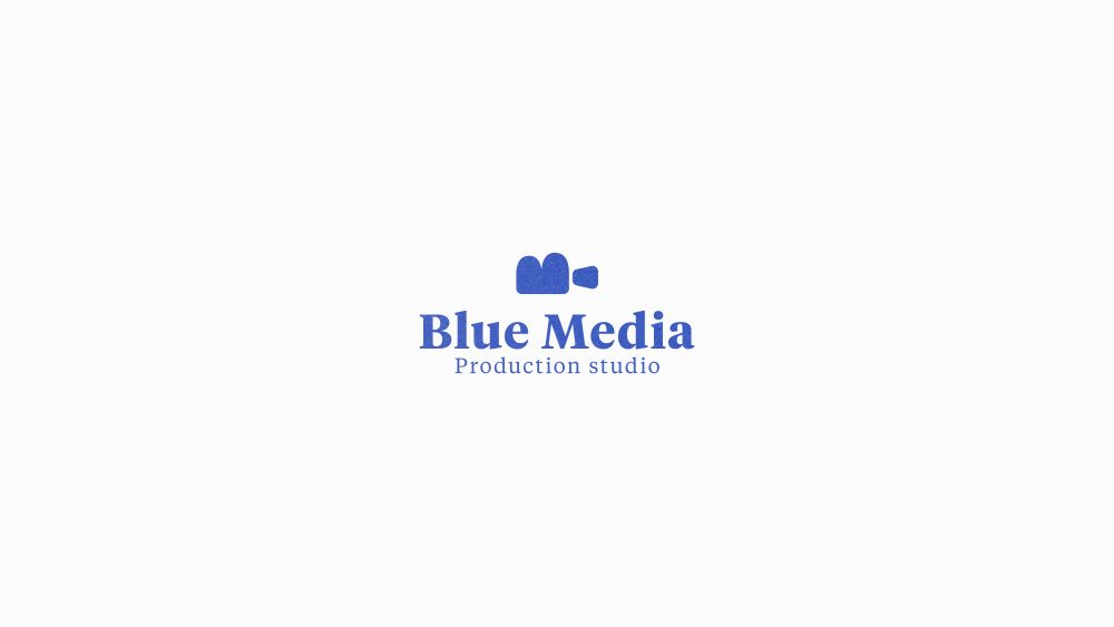 Логотип для видео продакшн - дизайнер GraWorks