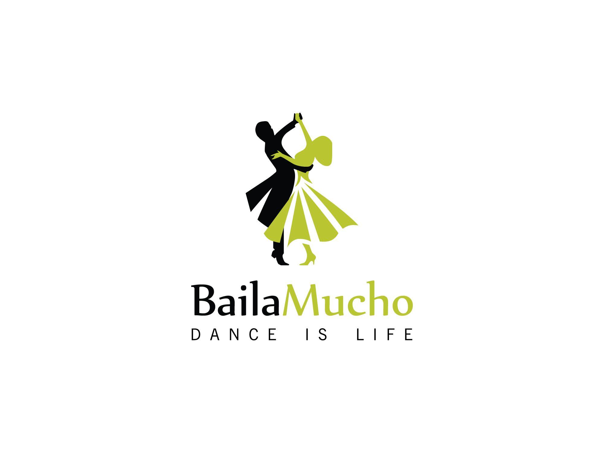 Логотип для школы танцев - дизайнер ExamsFor