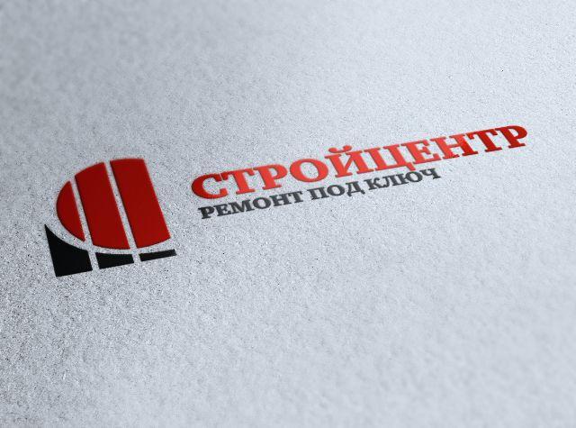 Логотип для компании СТРОЙЦЕНТР - дизайнер smokey