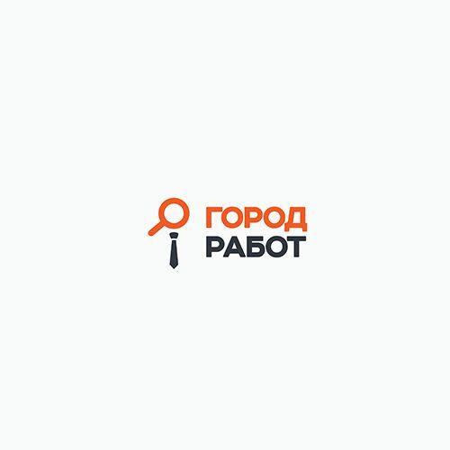 Логотип для сайта GorodRabot.ru - дизайнер Richardik