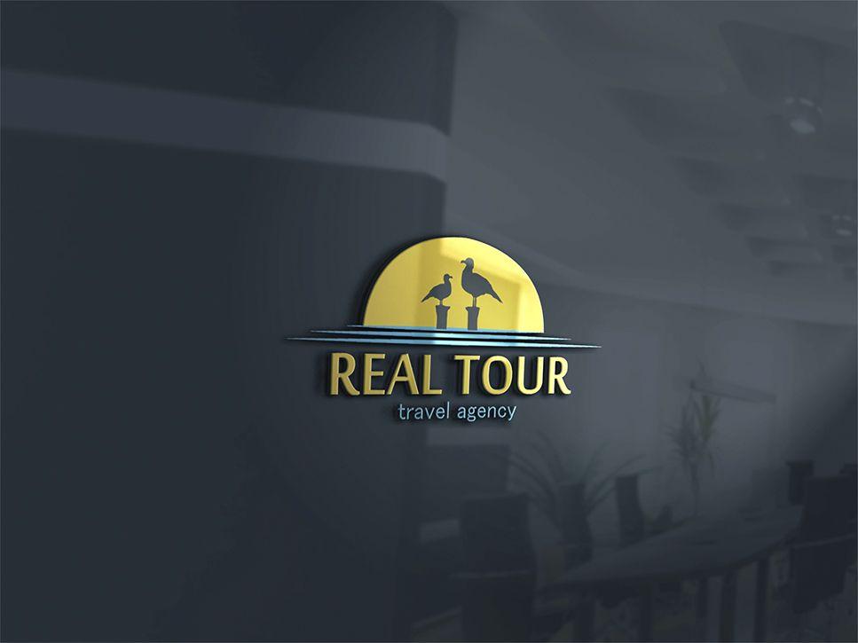 Лого и фирменный стиль для турагентства - дизайнер SmolinDenis