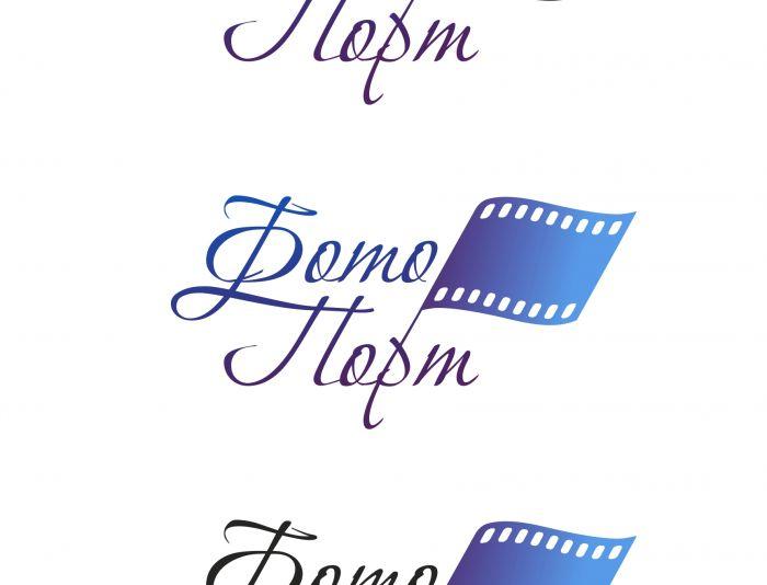 Разработка логотипа для крупной фотокомпании - дизайнер Anastasiiia