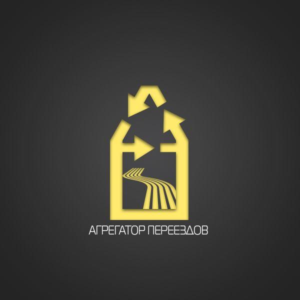 Логотип для компании Агрегатор переездов - дизайнер mess