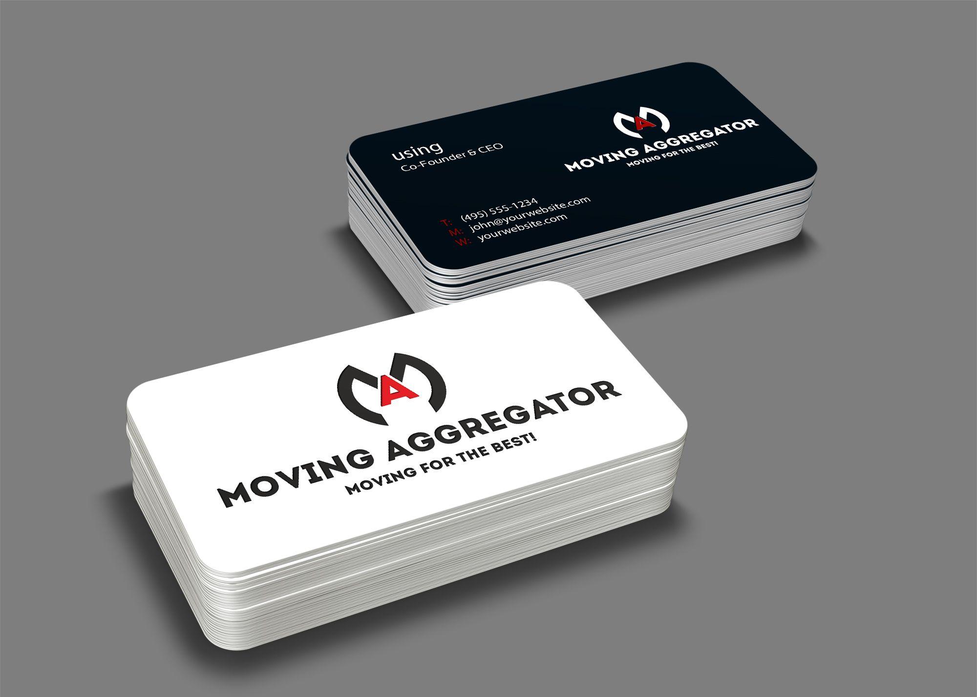 Логотип для компании Агрегатор переездов - дизайнер markosov