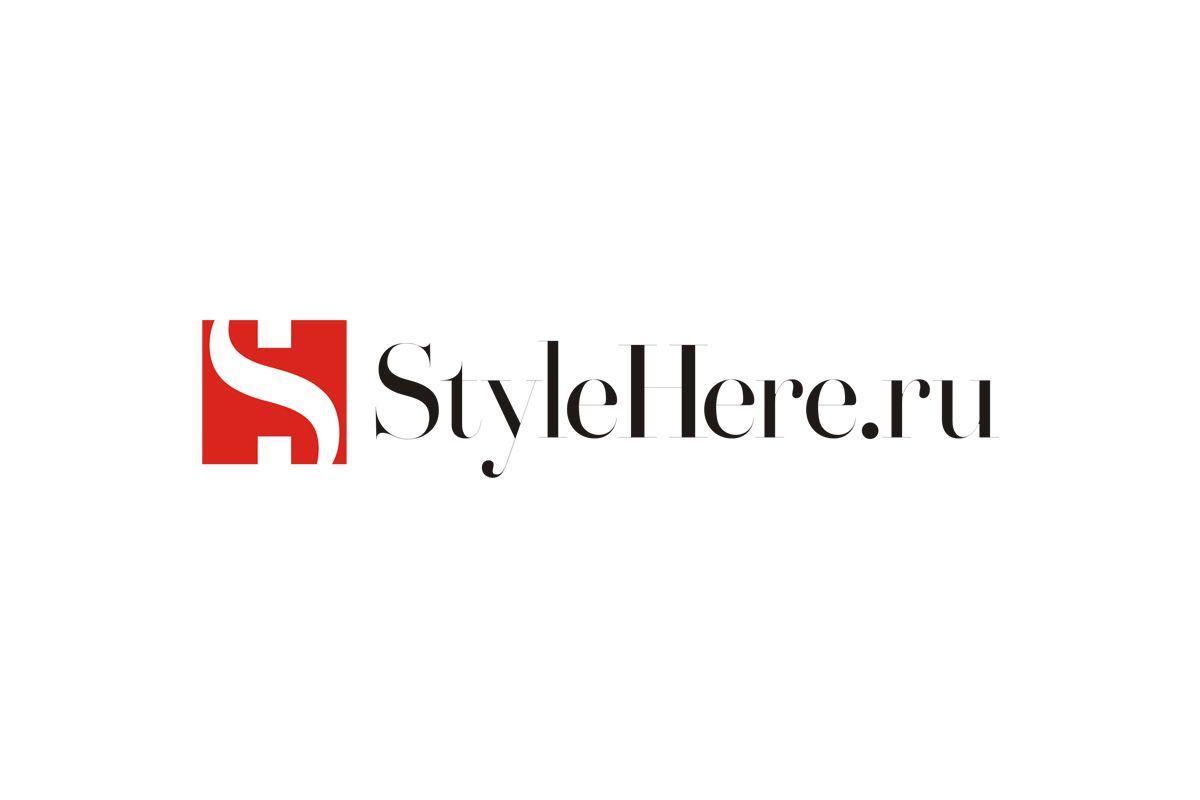 Логотип для интернет-магазина stylehere.ru - дизайнер vision