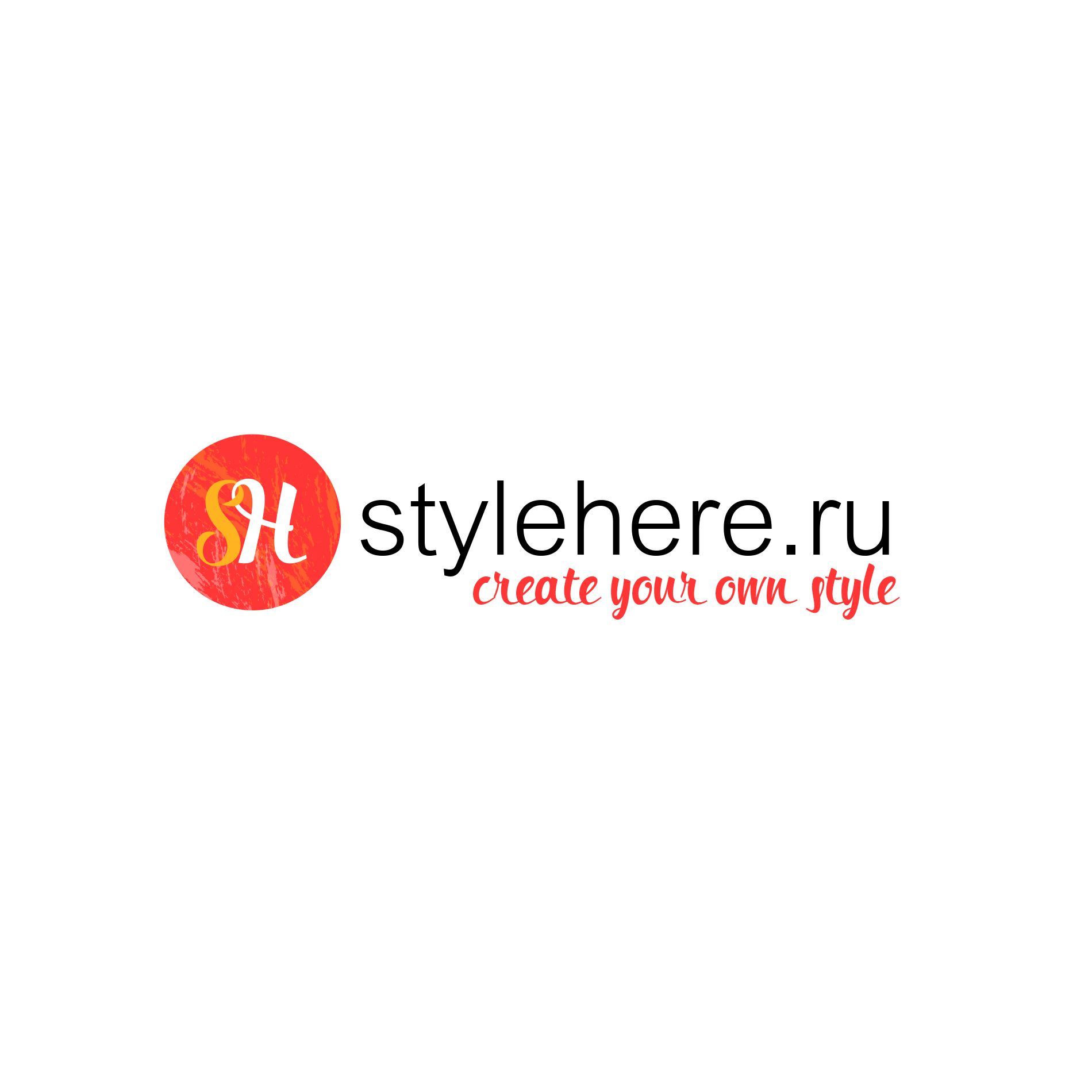 Логотип для интернет-магазина stylehere.ru - дизайнер Vladlena_A