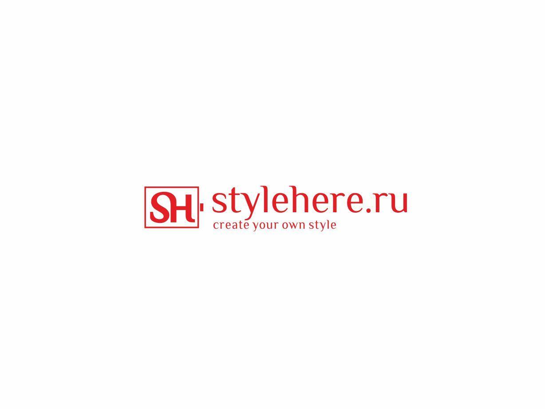 Логотип для интернет-магазина stylehere.ru - дизайнер GAMAIUN
