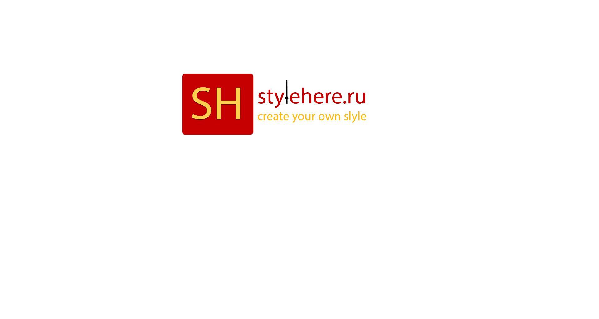Логотип для интернет-магазина stylehere.ru - дизайнер iamvalentinee