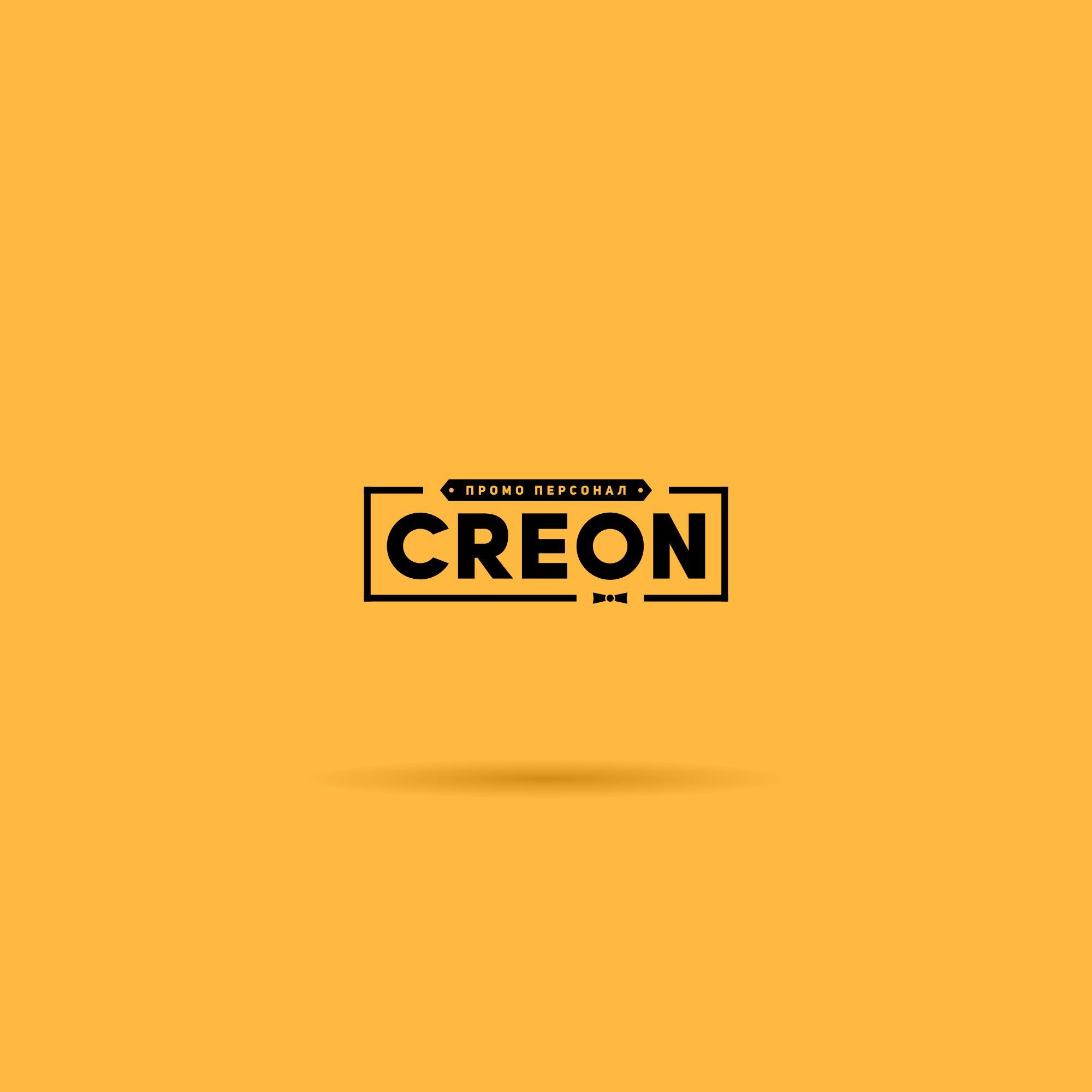 Лого для агентства промо-персонала Creon - дизайнер Babkin