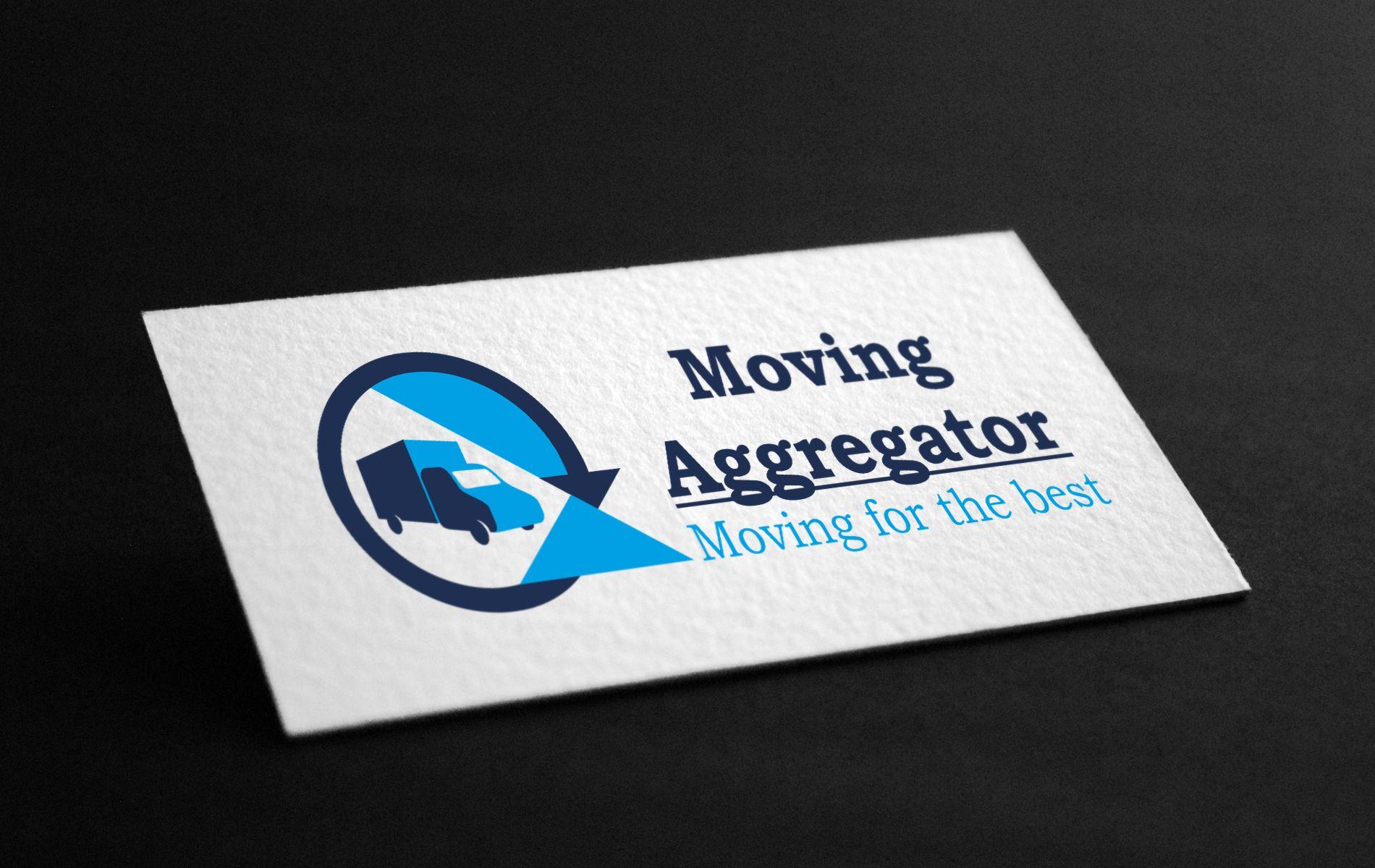 Логотип для компании Агрегатор переездов - дизайнер Anneto4ka074