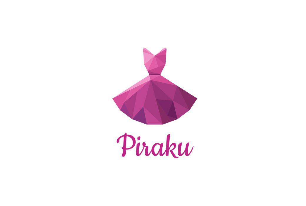 Логотип магазина женской одежды