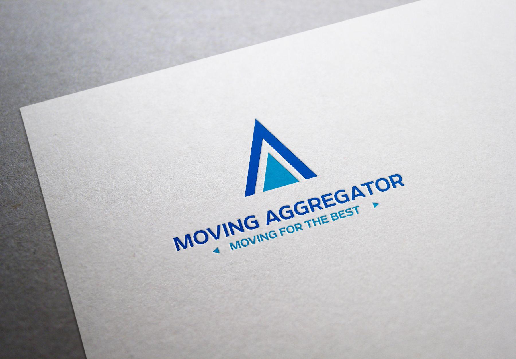 Логотип для компании Агрегатор переездов - дизайнер weste32