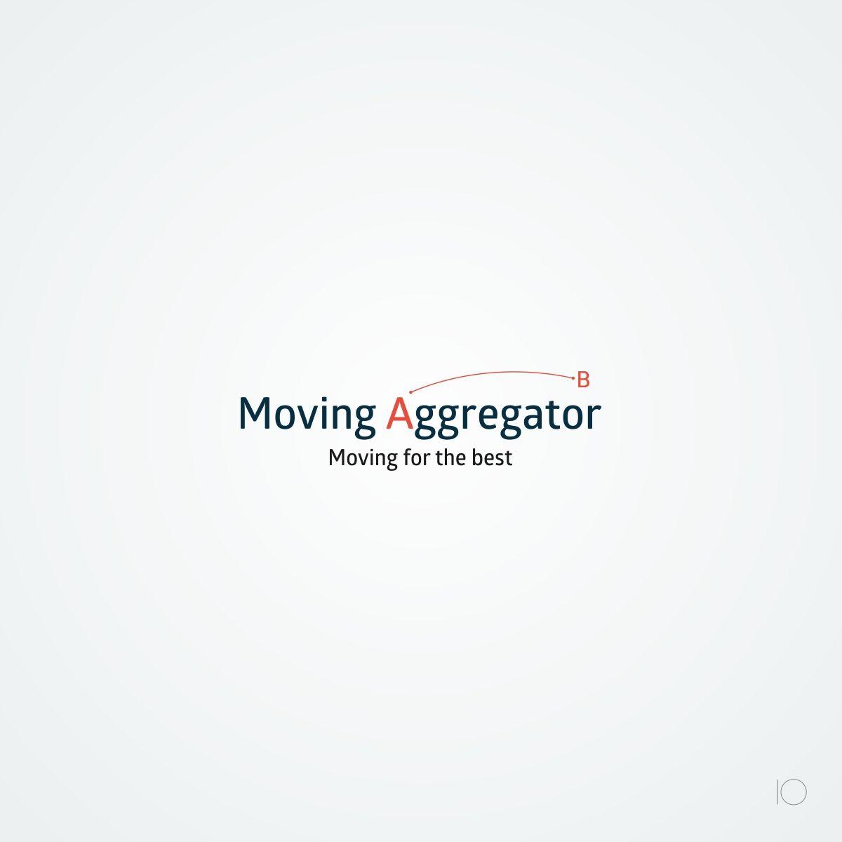 Логотип для компании Агрегатор переездов - дизайнер TVdesign