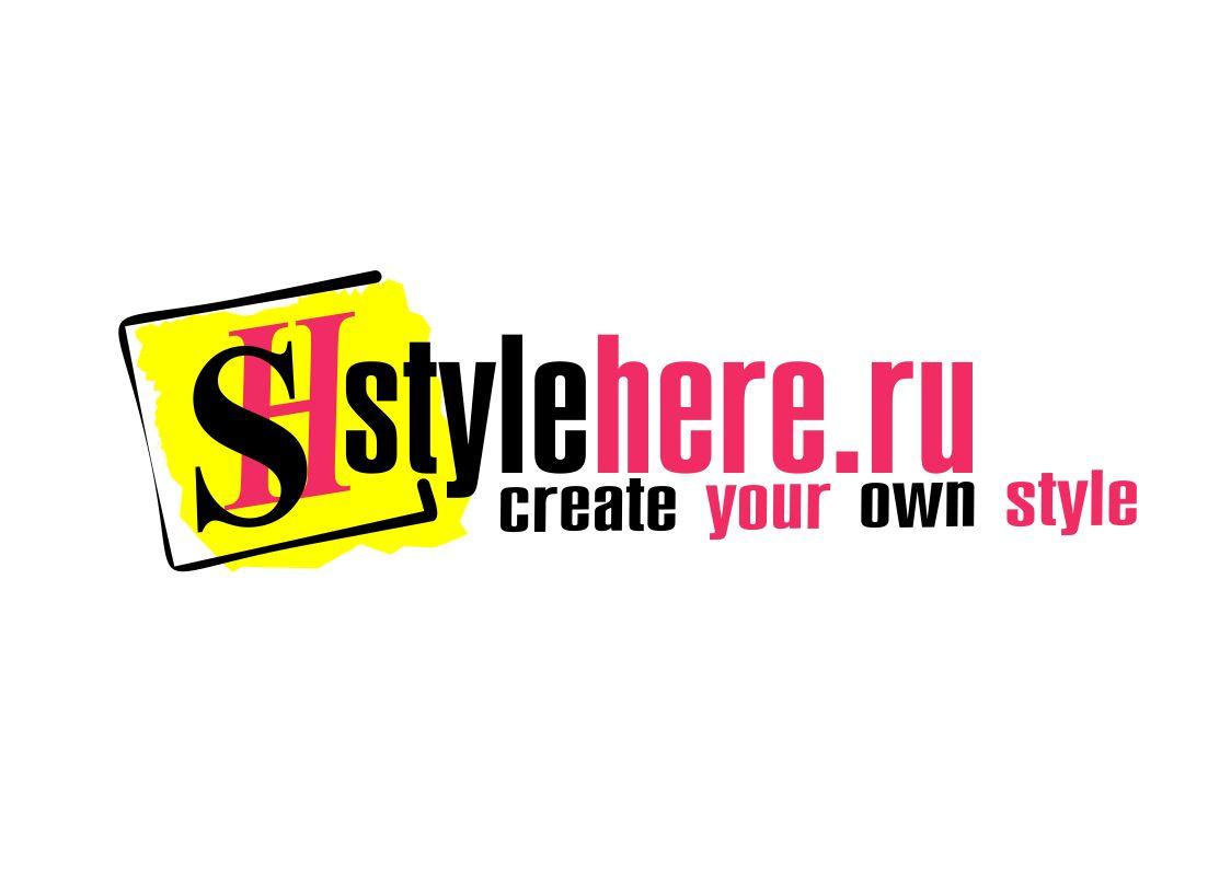 Логотип для интернет-магазина stylehere.ru - дизайнер diznoob