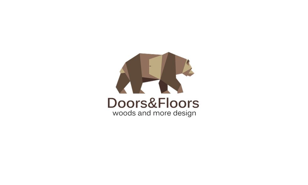 Логотип и ФС для магазина паркетов и дверей - дизайнер INCEPTION