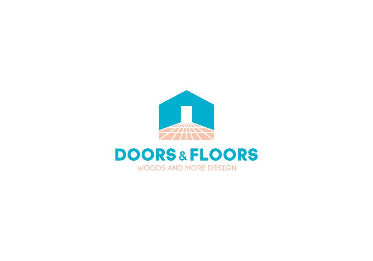 Логотип и ФС для магазина паркетов и дверей - дизайнер shamaevserg