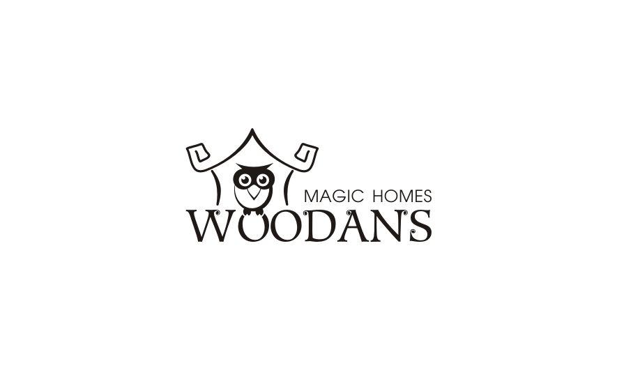 Логотип для WOODANS - дизайнер Kuraitenno