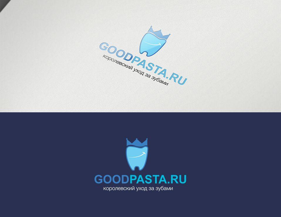 Логотип для интернет-магазина goodpasta.ru - дизайнер SmolinDenis