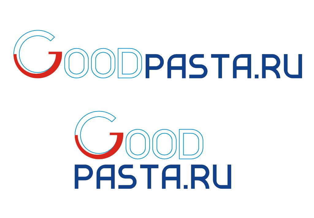 Логотип для интернет-магазина goodpasta.ru - дизайнер yurga804