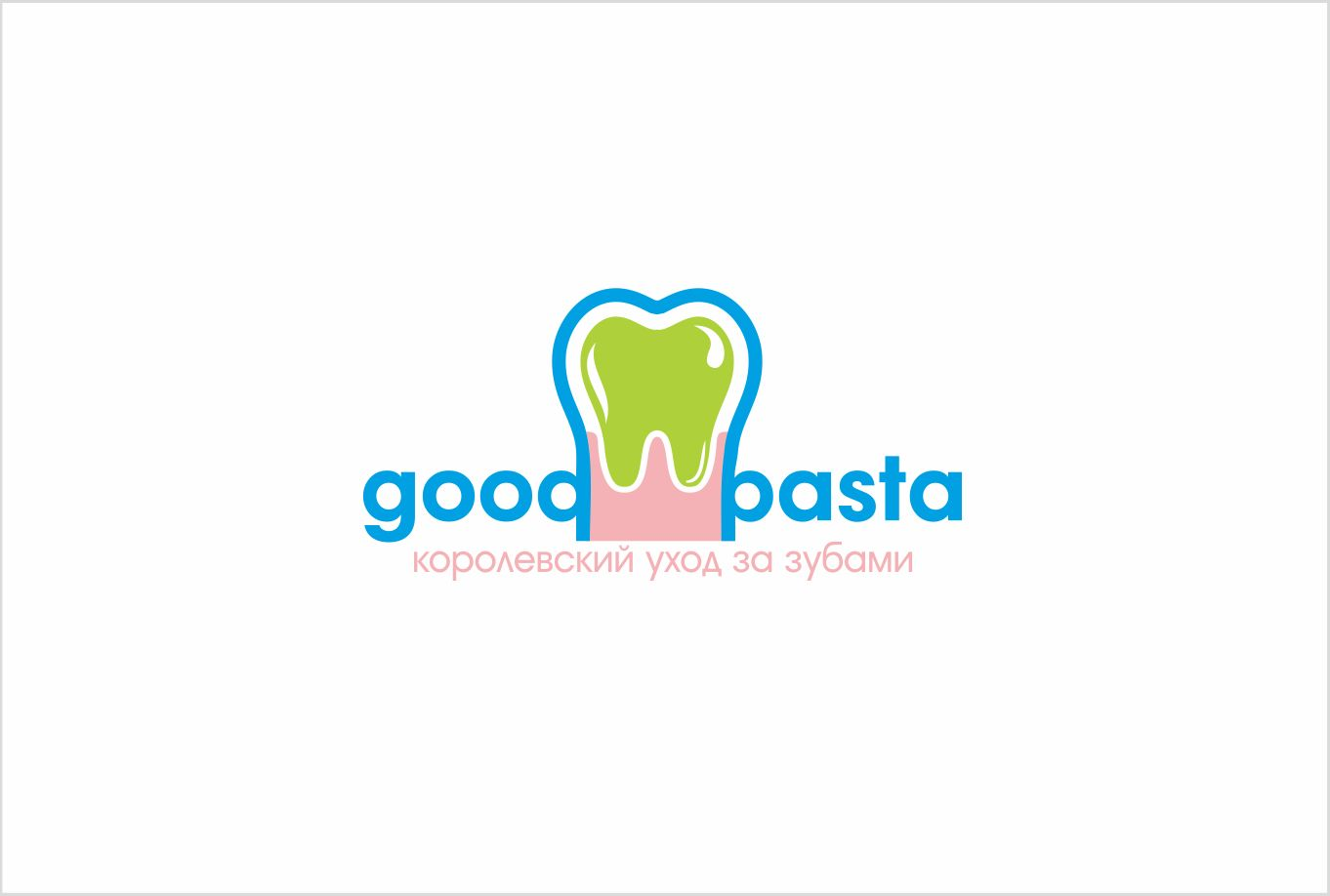 Логотип для интернет-магазина goodpasta.ru - дизайнер W91I