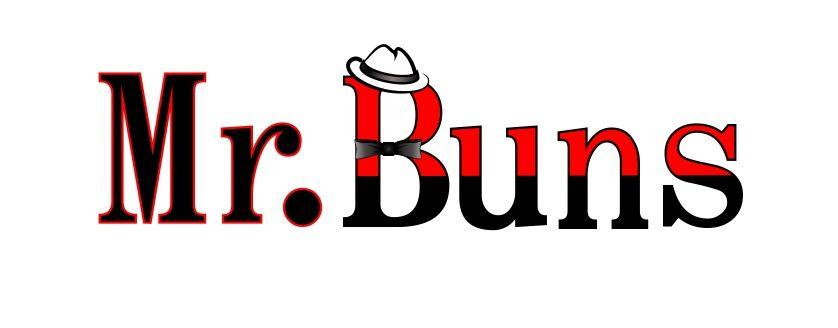 Mr. Bun - бургерная в Ницце - дизайнер malina26