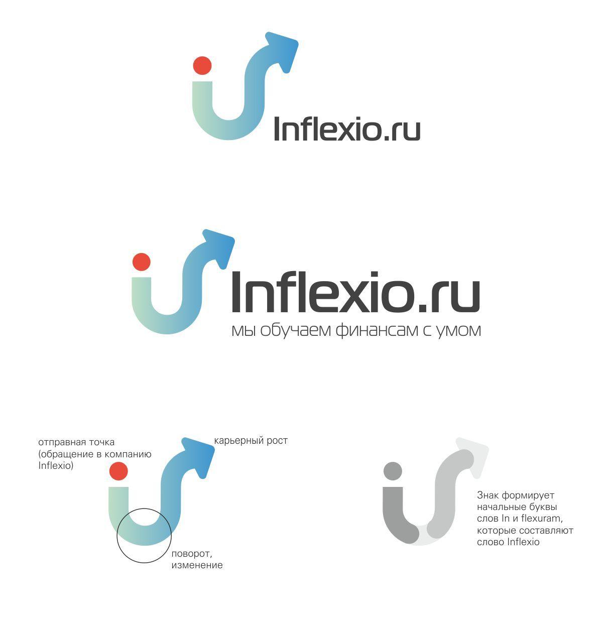 Логотип для Inflexio.ru - дизайнер Fairik