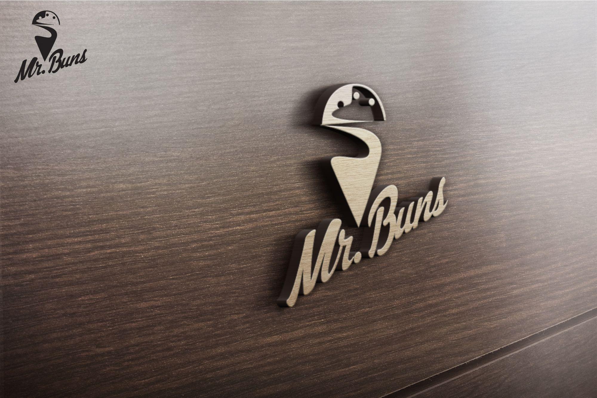 Mr. Bun - бургерная в Ницце - дизайнер djmirionec1