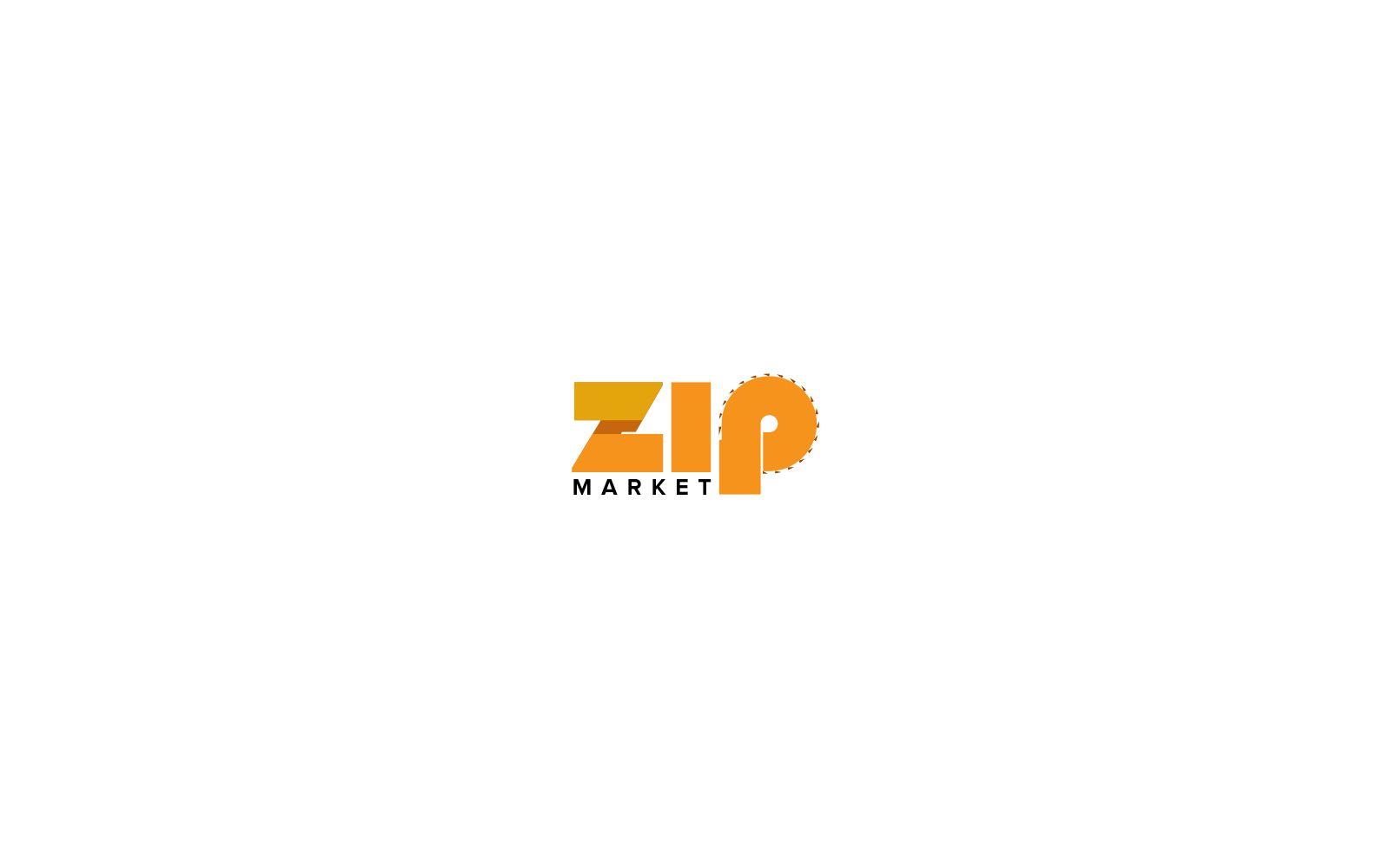 Логотип и ФС для ZIP Market - дизайнер helena17771