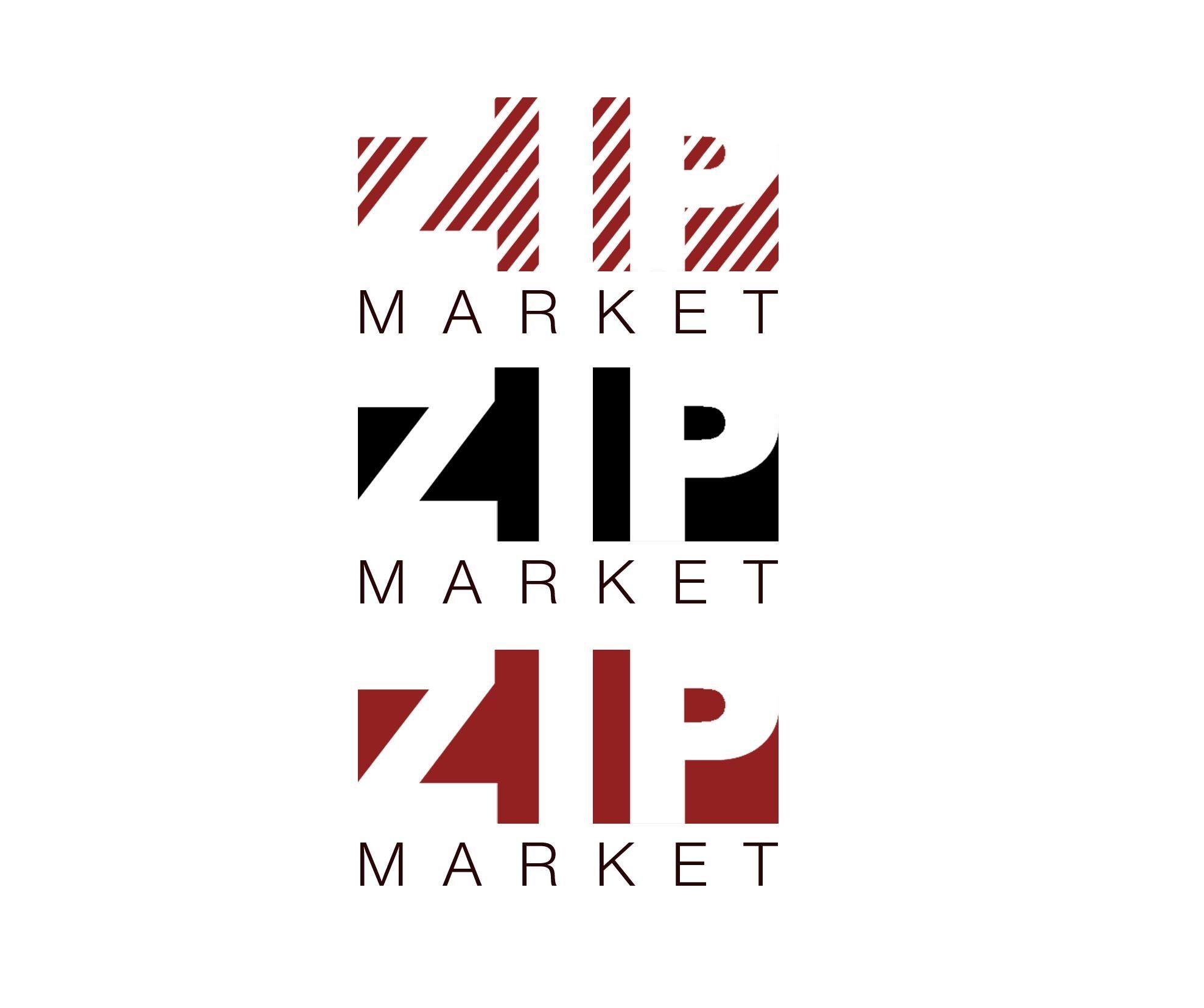 Логотип и ФС для ZIP Market - дизайнер StefanyT