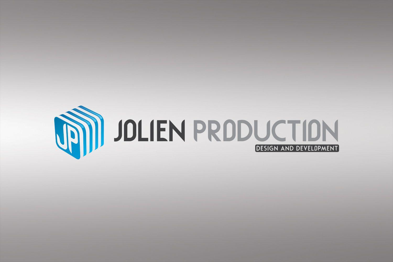 Логотип и фирменный стиль для Jolien Production - дизайнер BBart