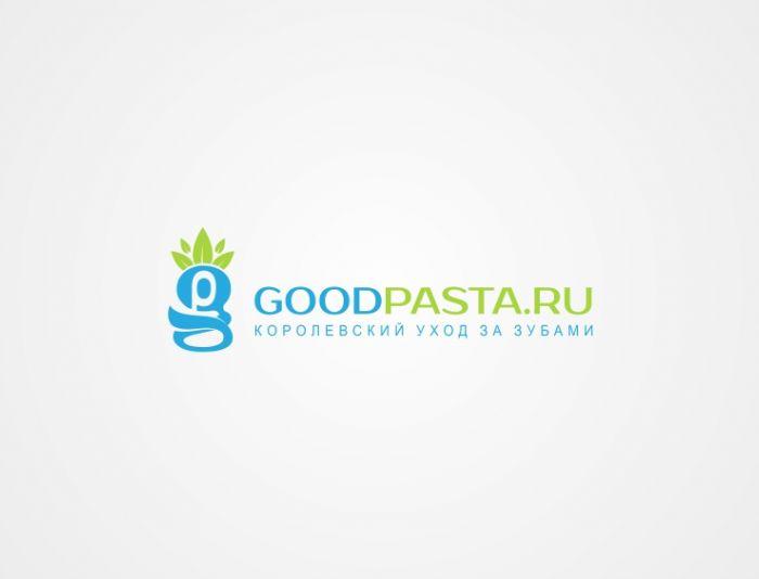 Логотип для интернет-магазина goodpasta.ru - дизайнер zozuca-a